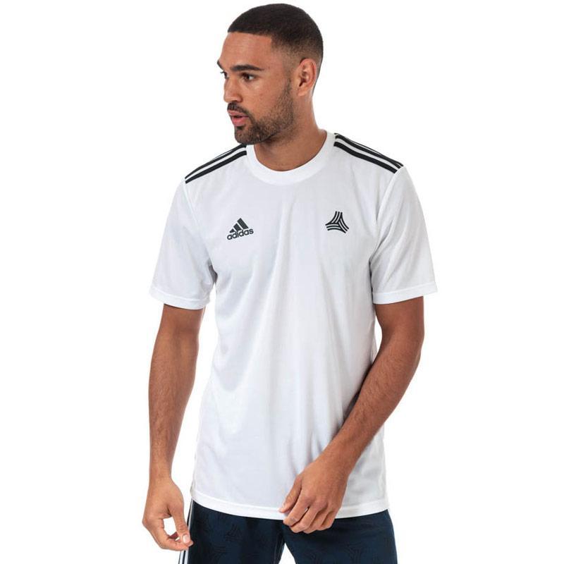 Tričko Adidas Mens TAN Matchwear T-Shirt White