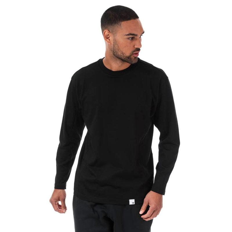 Adidas Originals Mens X By O LS T-Shirt Black