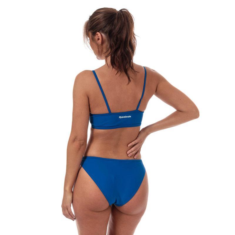 Plavky Reebok Womens Ashanti Bikini Blue