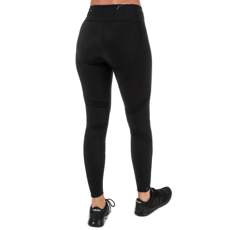 Adidas Womens How We Do Climaheat Leggings Black