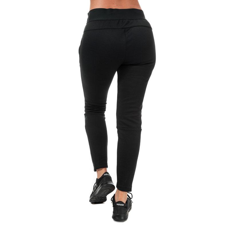 Adidas Womens Z.N.E Tracksuit Bottoms Black