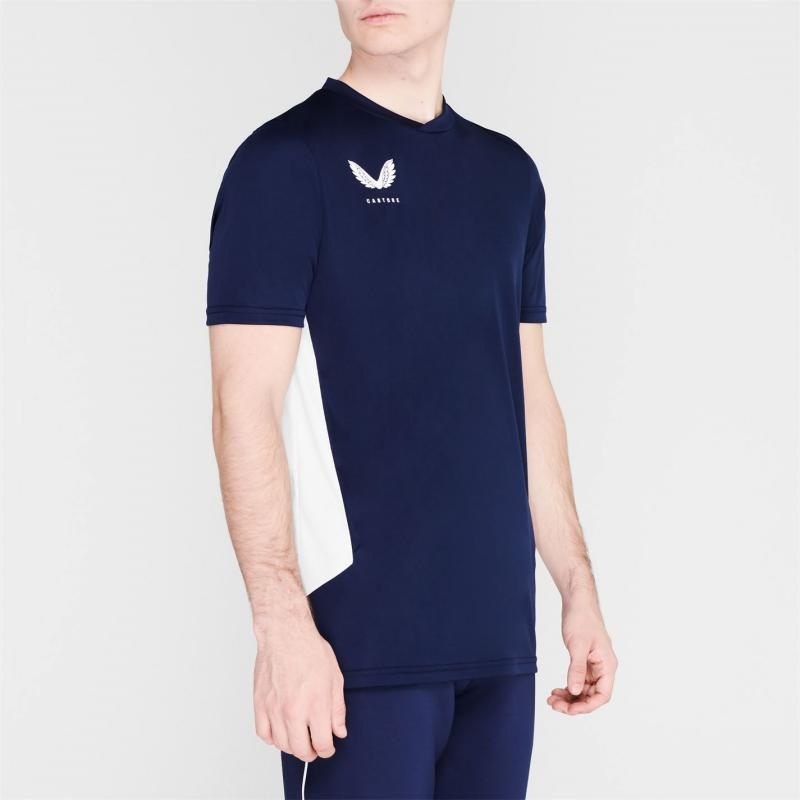Castore Rangers Training Top 2020 2021 Mens Navy
