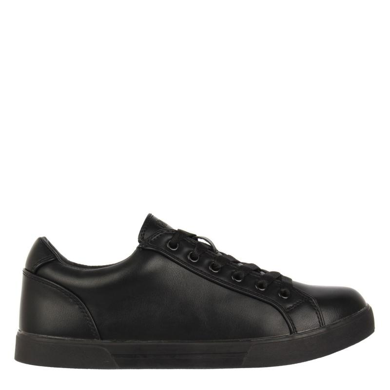 Giorgio Chesham Junior Boys Shoes Black