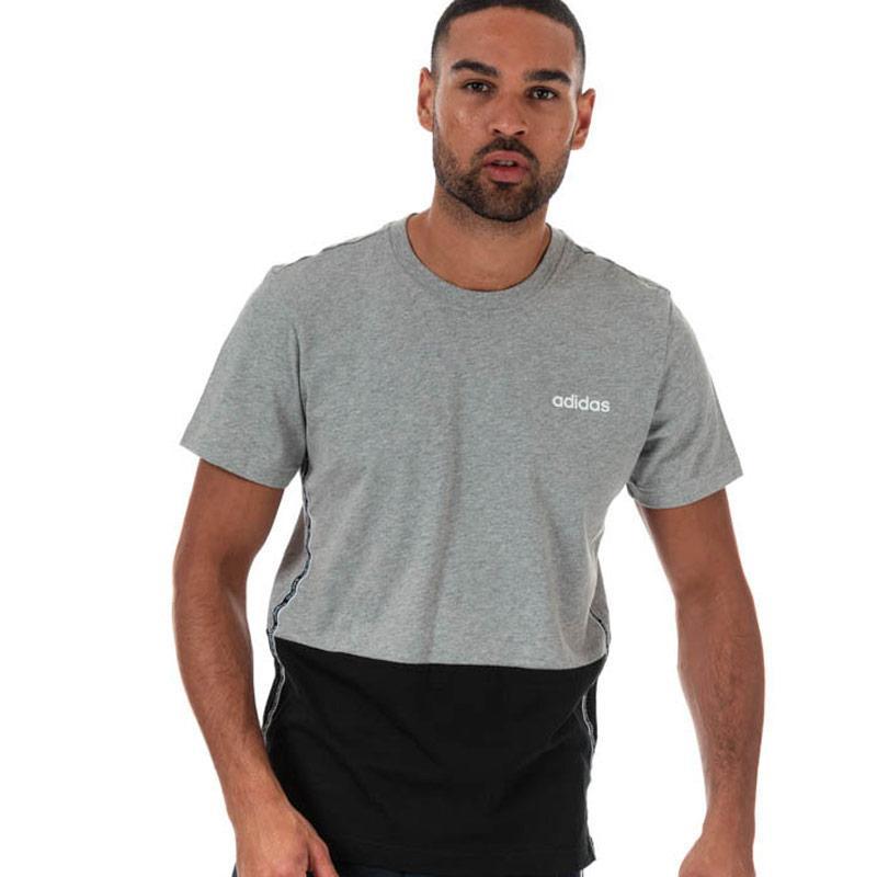 Tričko Adidas Mens Celebrate The 90s T-Shirt Grey black