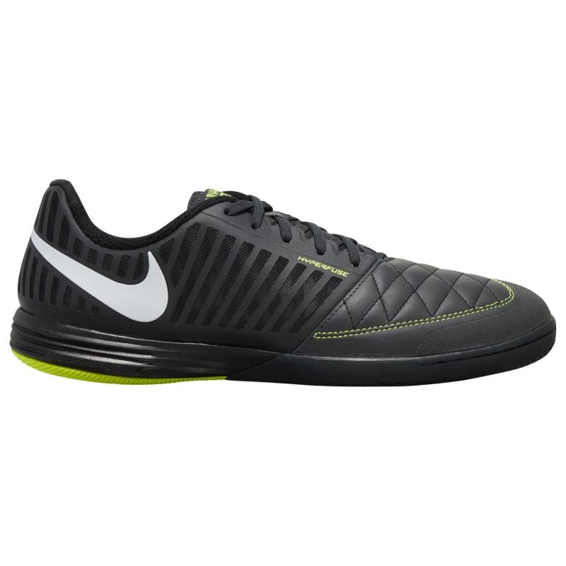 Nike Lunar Gato Indoor Football Boots Mens Grey/White