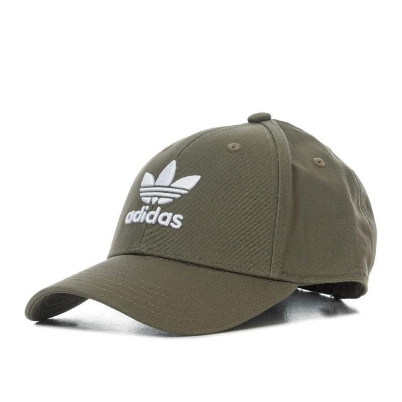 Adidas Originals Trefoil Baseball Cap Khaki
