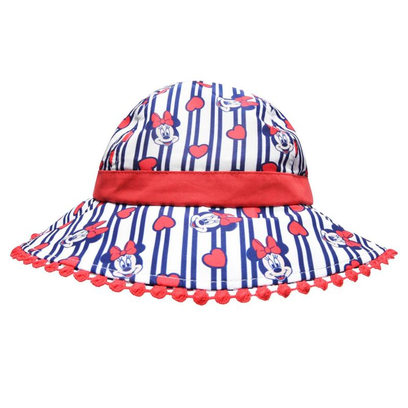 Character Sun Hat Baby Girls Minnie Mouse
