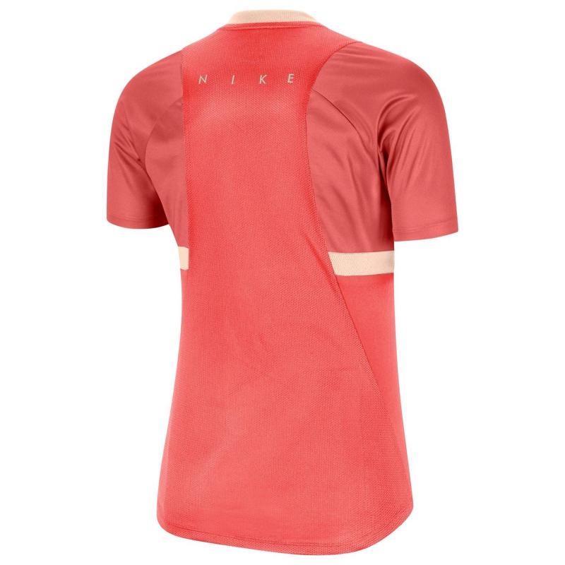 Nike Academy Pro T Shirt Ladies Red