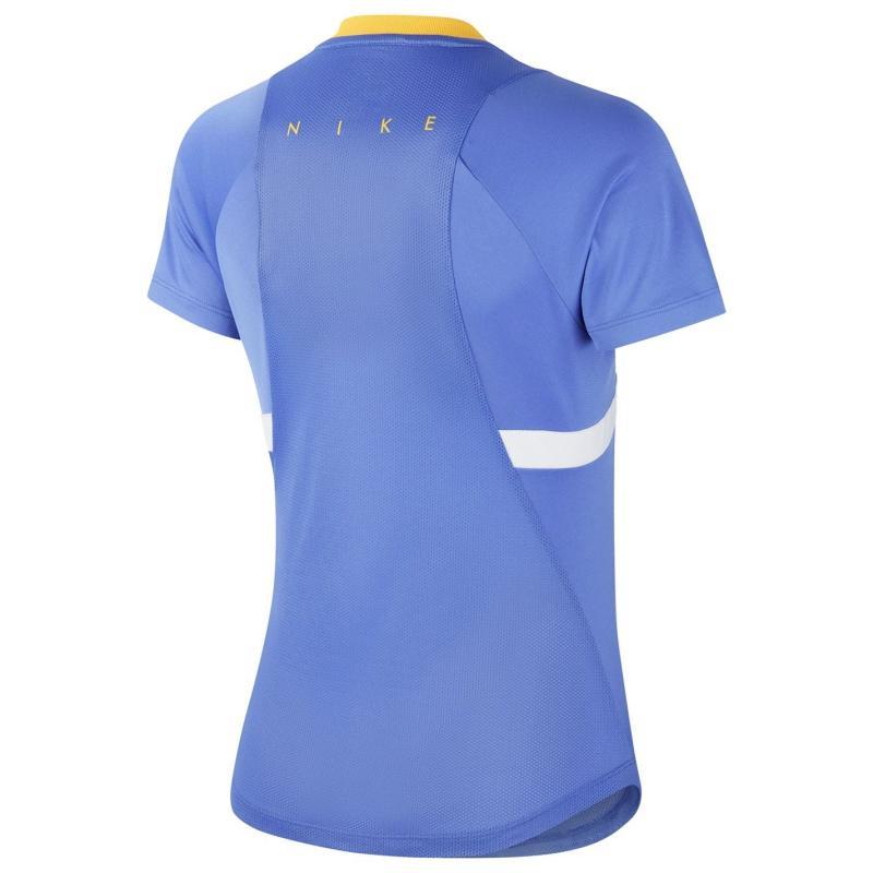 Nike Academy Pro T Shirt Ladies Blue