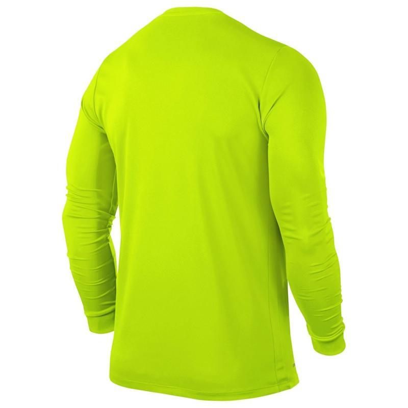 Tričko Nike Dry Football Top Junior Boys Volt/Black