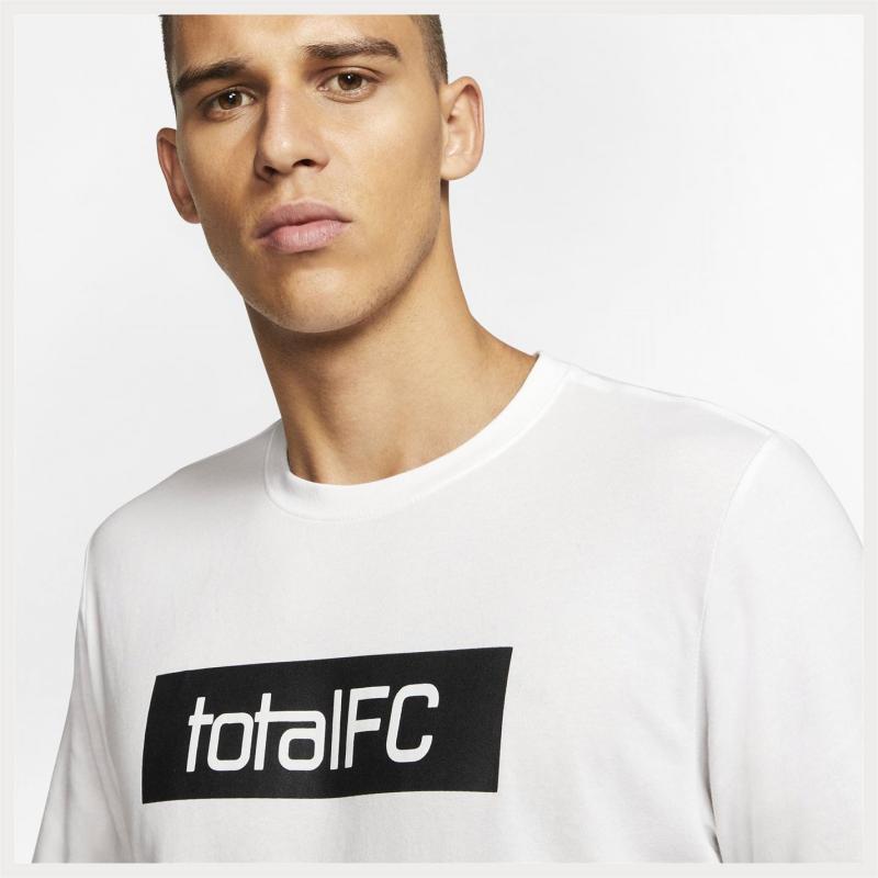 Tričko Nike FC Dry T Shirt Mens White