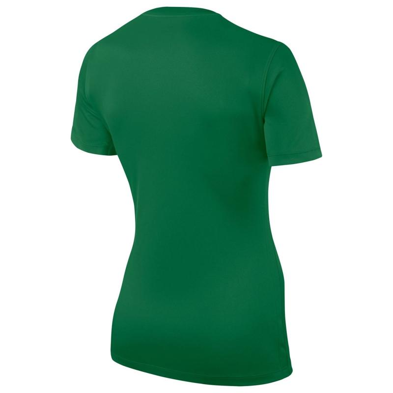 Nike Park VI Football Jersey Ladies Green/White