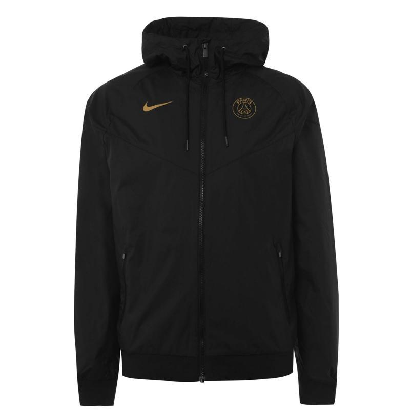 Nike PSG WRunnerSn04 Black/Gold