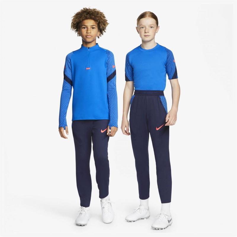 Tepláky Nike Strike Jogging Pants Junior Boys Navy/Blue
