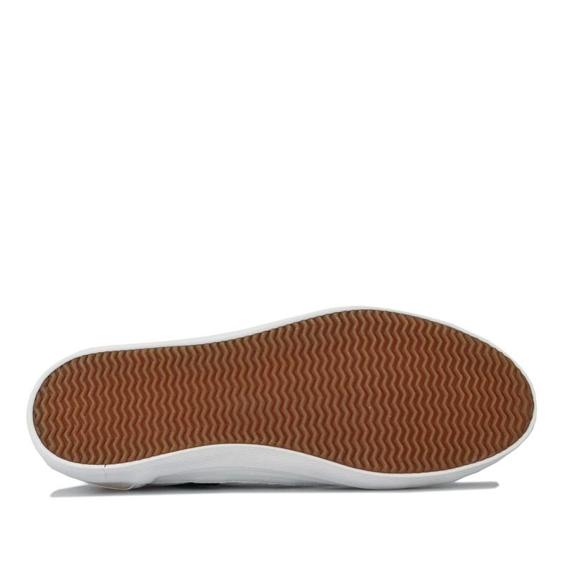 Lacoste Womens Sideline 120 5 Trainers White