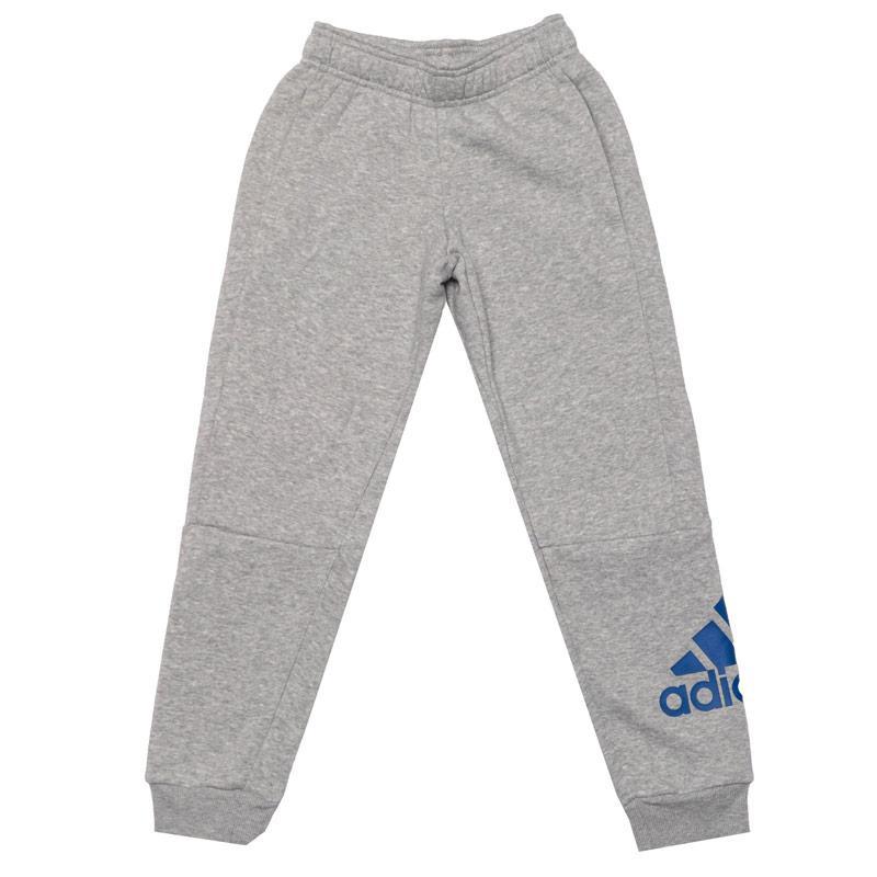 Kalhoty Adidas Infant Boys Must Have Jog Pant Grey Heather