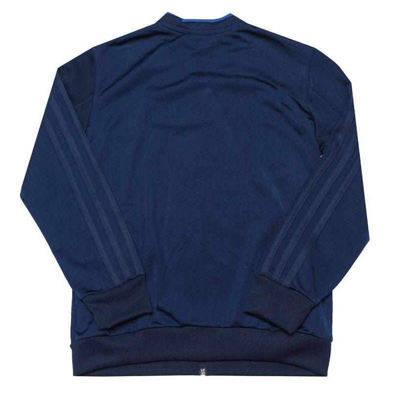 Tepláky Adidas Junior Boys Condivo 18 Presentation Jacket Dark Blue