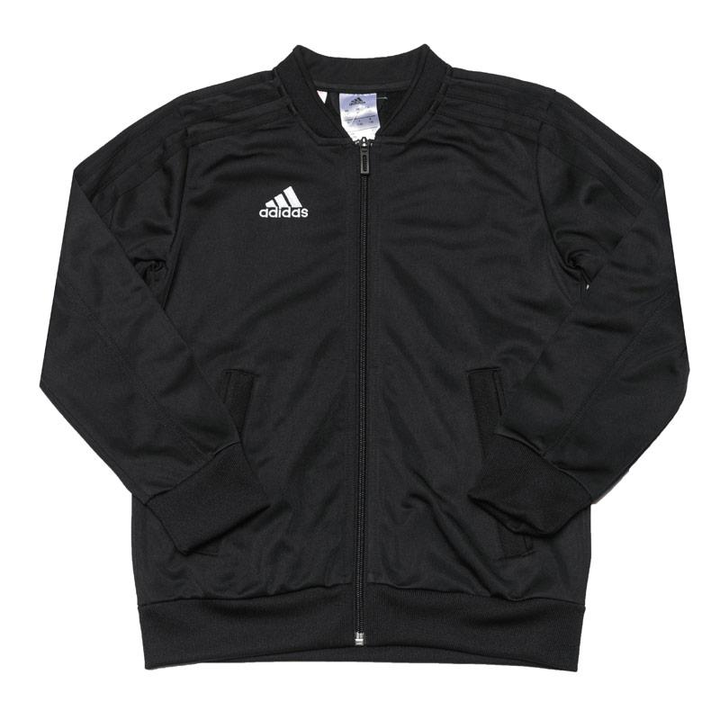 Mikina Adidas Junior Boys Condivo 18 Presentation Jacket Black-White
