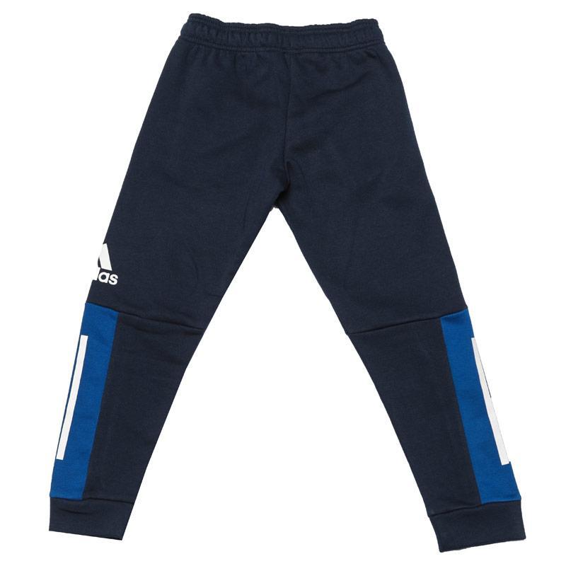Kalhoty Adidas Junior Boys ID Jog Pant Navy