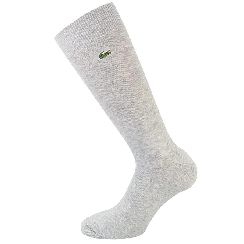 Ponožky Lacoste Mens Stretch Cotton Socks Grey