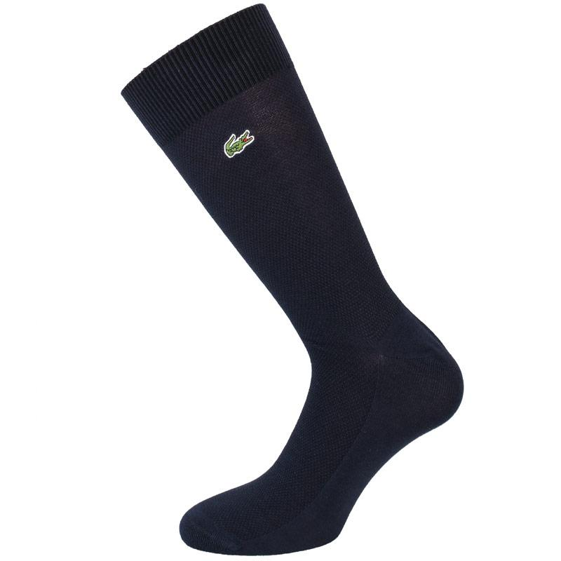 Ponožky Lacoste Mens Stretch Cotton Socks Navy