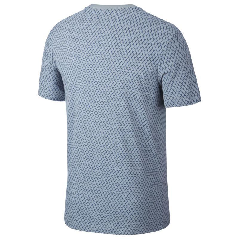 Tričko Nike FC Dry T Shirt Mens Osidian Mist