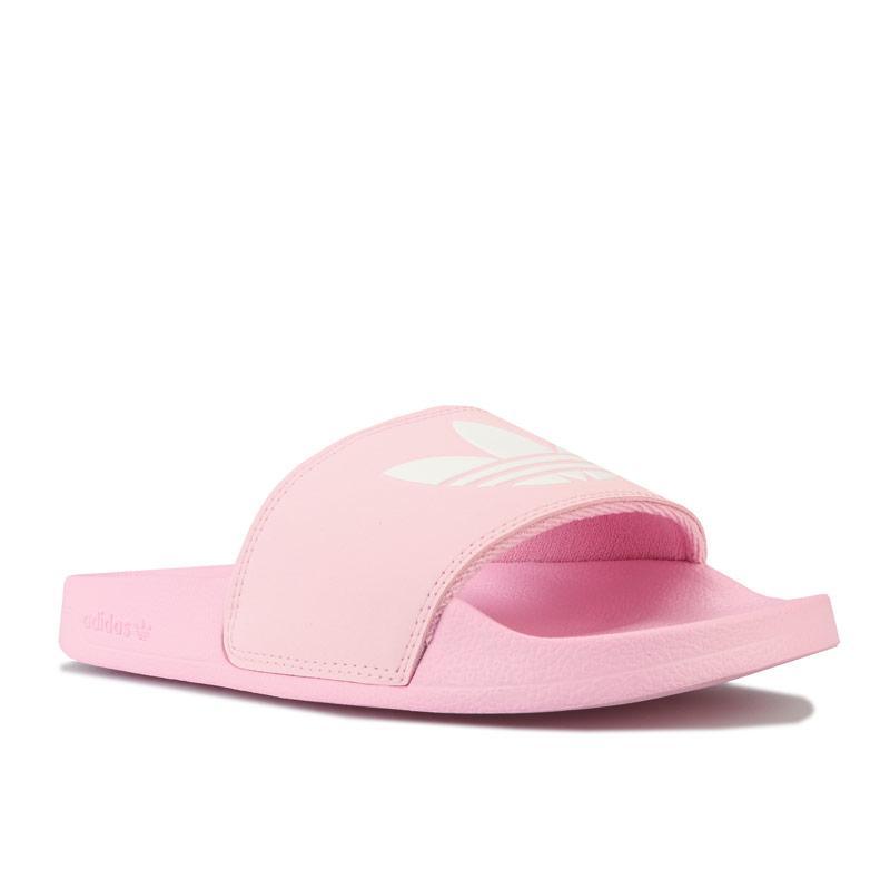 Boty Adidas Originals Womens Adilette Lite Slide Sandals Pink