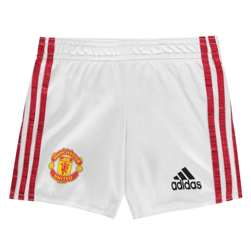 Adidas Manchester United Home Baby Kit 2020 2021 Red