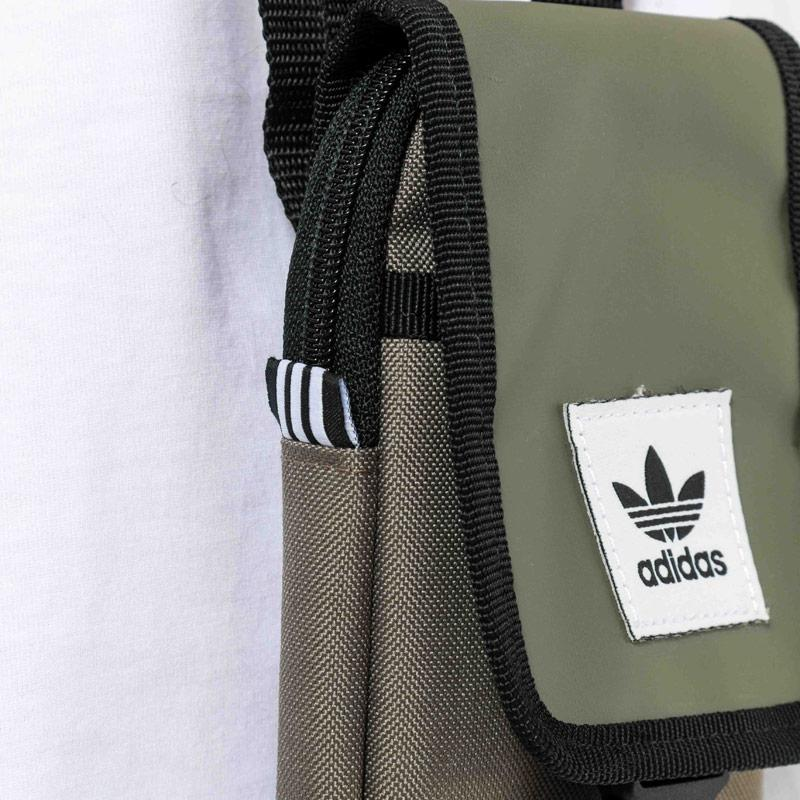 Adidas Originals Map Bag Khaki
