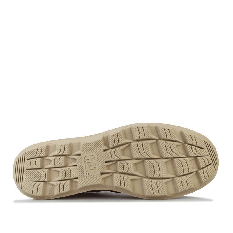Boty Caterpillar Mens Brusk Lace Boot Tan