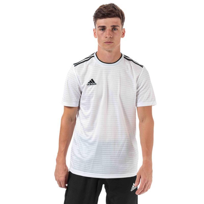 Tričko Adidas Mens Condivo 18 Jersey White
