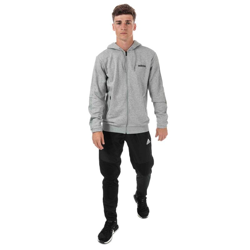 Tepláky Adidas Mens Condivo 18 Warm Tracksuit Bottoms Black