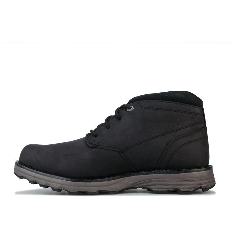 Boty Caterpillar Mens Elude Waterproof Boots Black