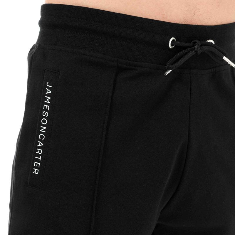Jameson Carter Mens Gresham Shorts Black