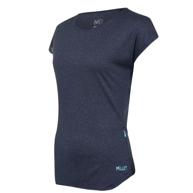 Millet Manicouag T Shirt Ladies H O Blue