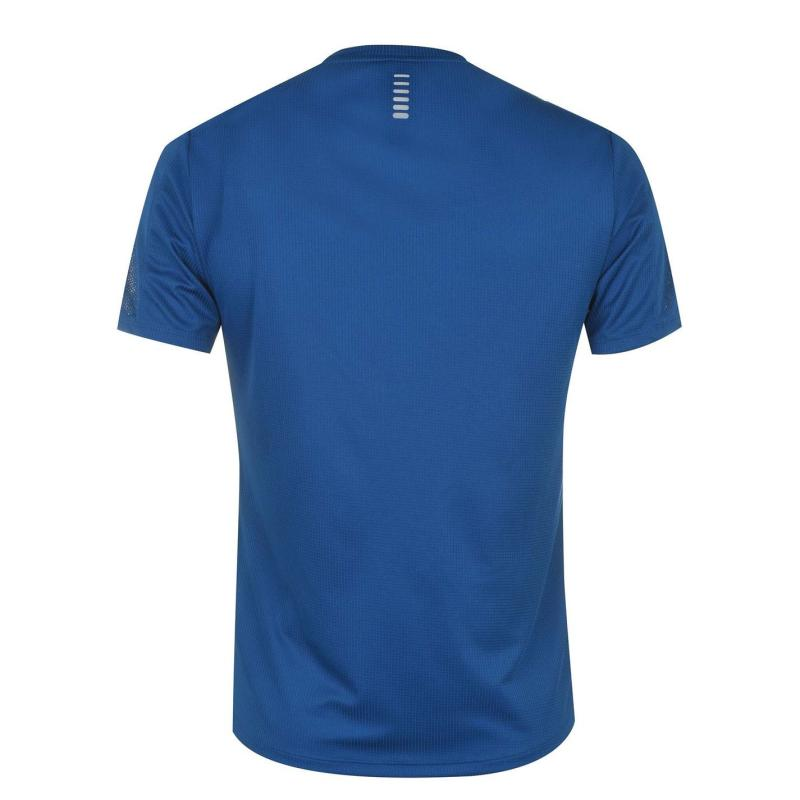 Under Armour Speed Stride Short Sleeve T Shirt Mens Navy