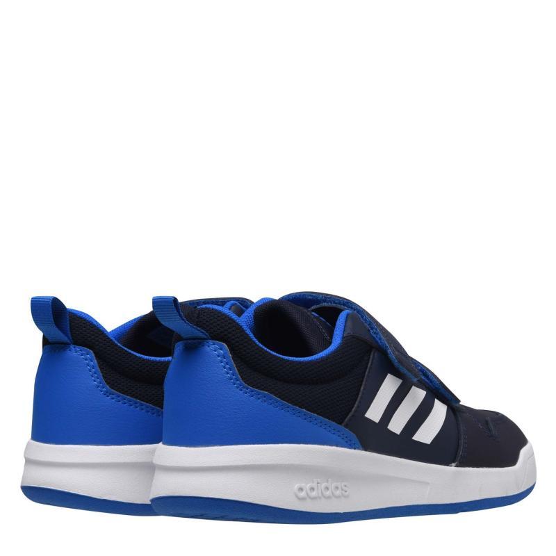 Boty adidas Tensaur C Junior Trainers Navy/Blue/Wht