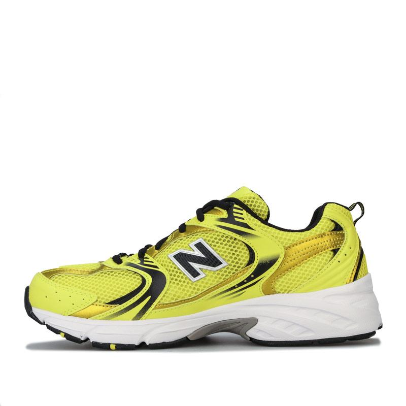 New Balance Mens 530 Trainers Yellow