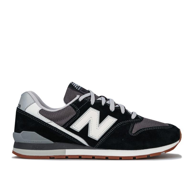 New Balance Mens 996 Trainers Black