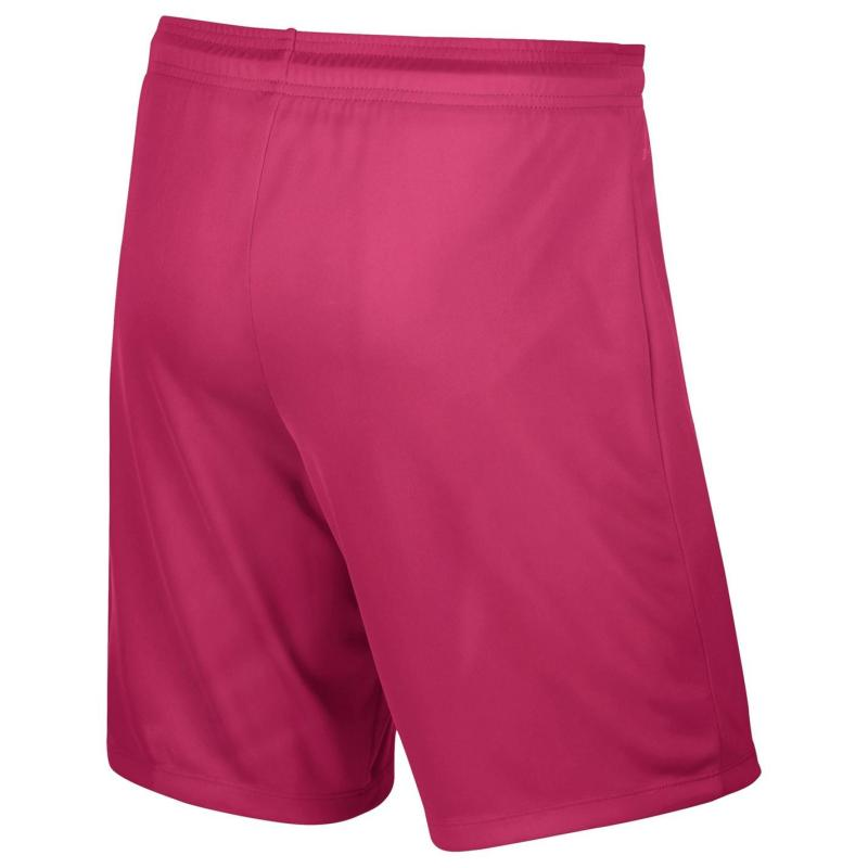 Nike Dry Football Short Mens Pink/Black