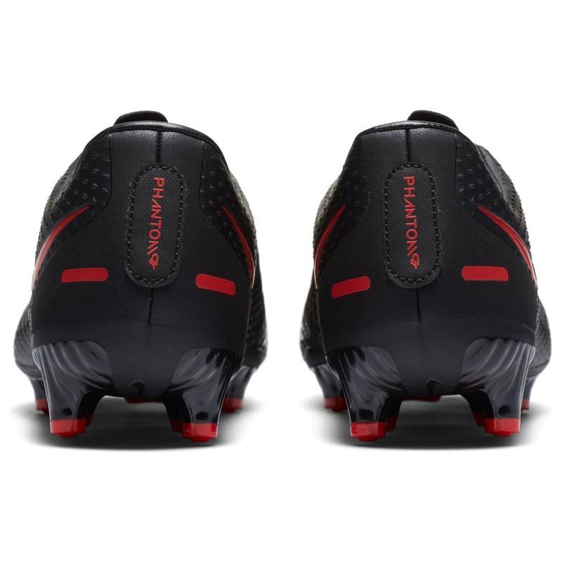 Nike Phantom GT Academy FG Football Boots Black/ChileRed