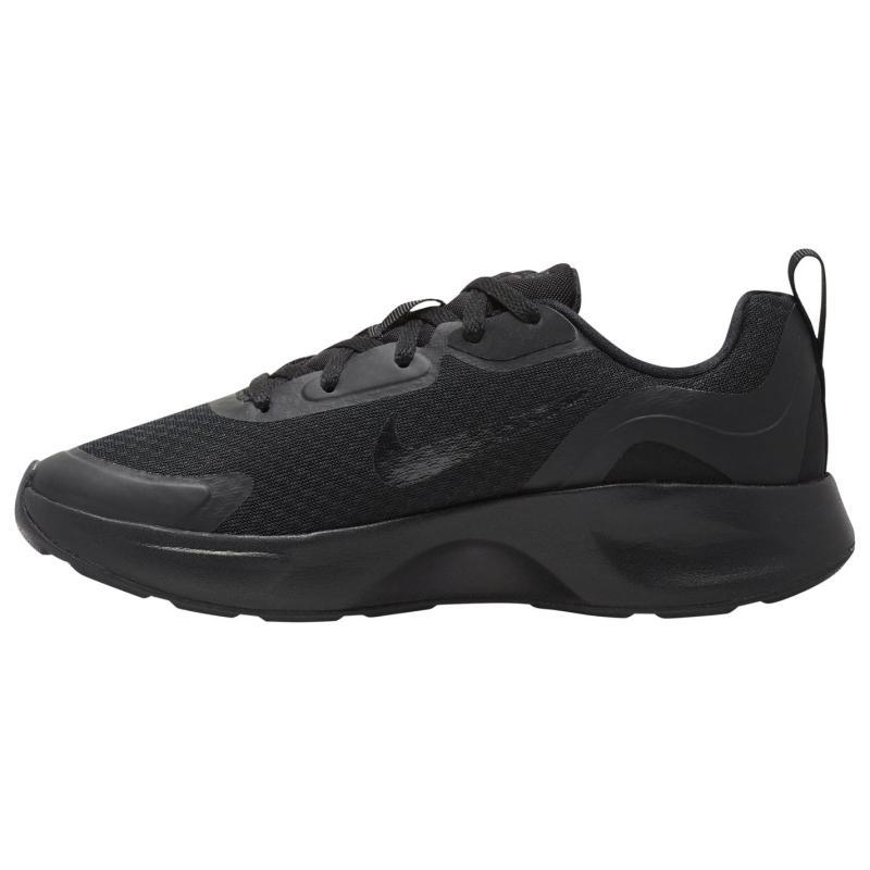 Nike WearAllDay Junior Boys Trainers BLACK/BLACK-BLACK
