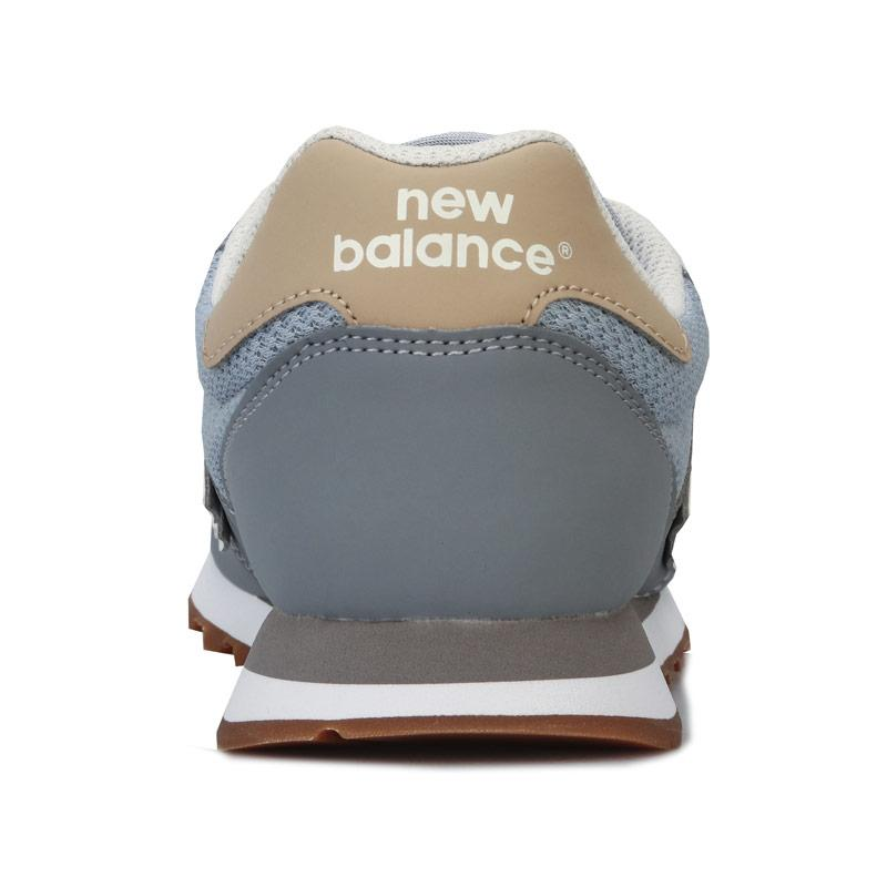New Balance Womens 500 Trainers Grey