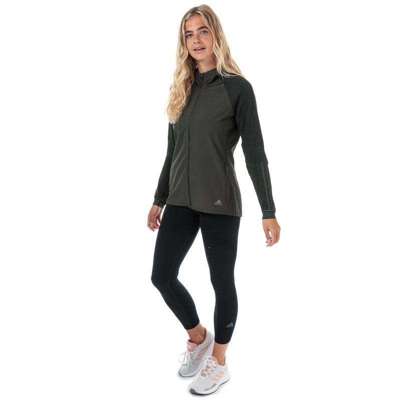Adidas Womens How We Do Primeknit HD Tights Navy