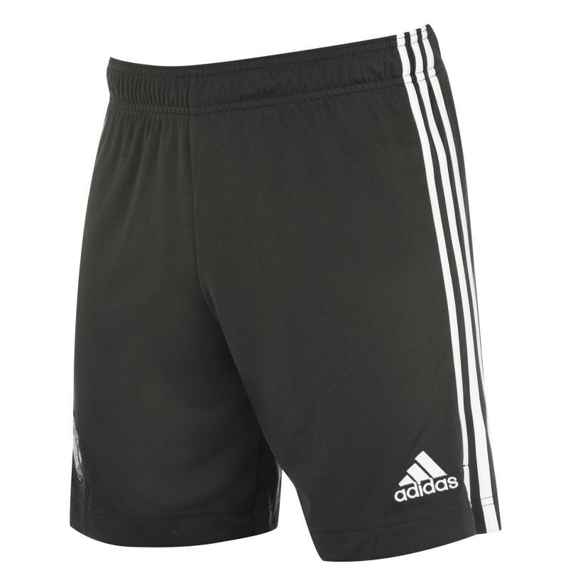 Adidas Manchester United Away Shorts 2020 2021 Green