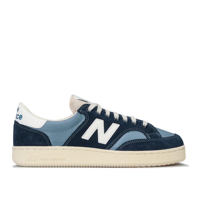 New Balance Mens Pro Court Cup Trainers Navy