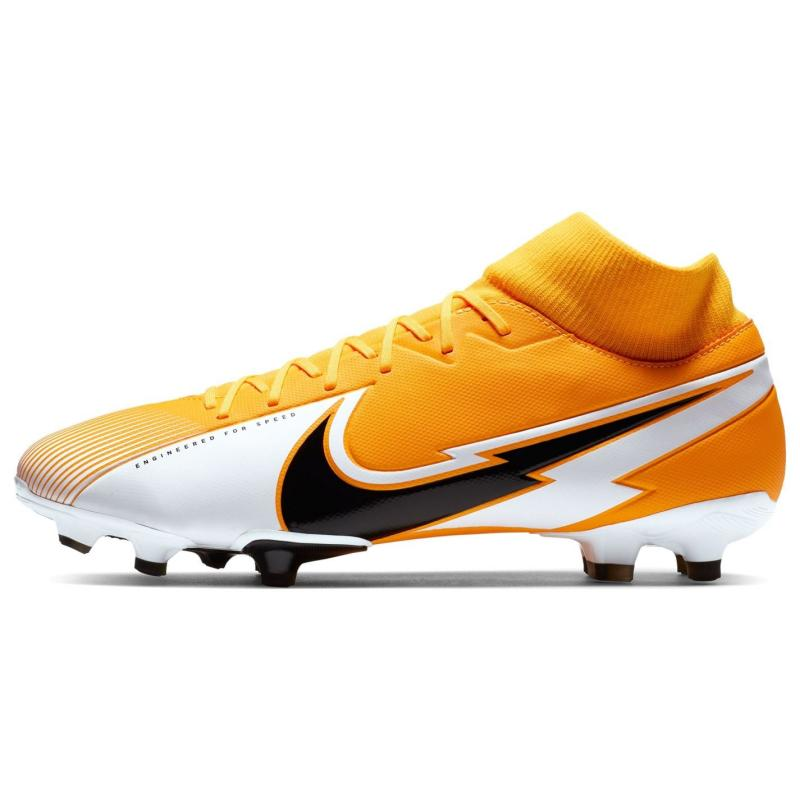 Nike Mercurial Superfly Academy DF FG Football Boots LASER ORANGE/BLACK-WHITE-LASER