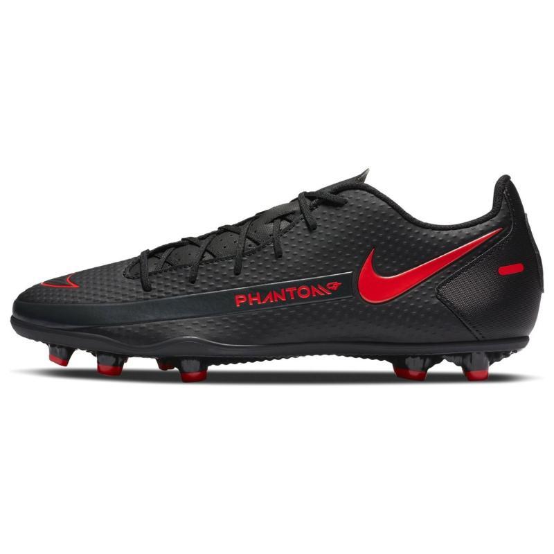 Nike Phantom GT Club FG Football Boots Black/ChileRed