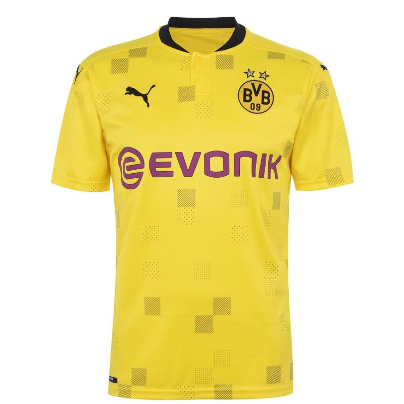 Puma Borussia Dortmund Cup Shirt 2020 2021 Yellow/Black