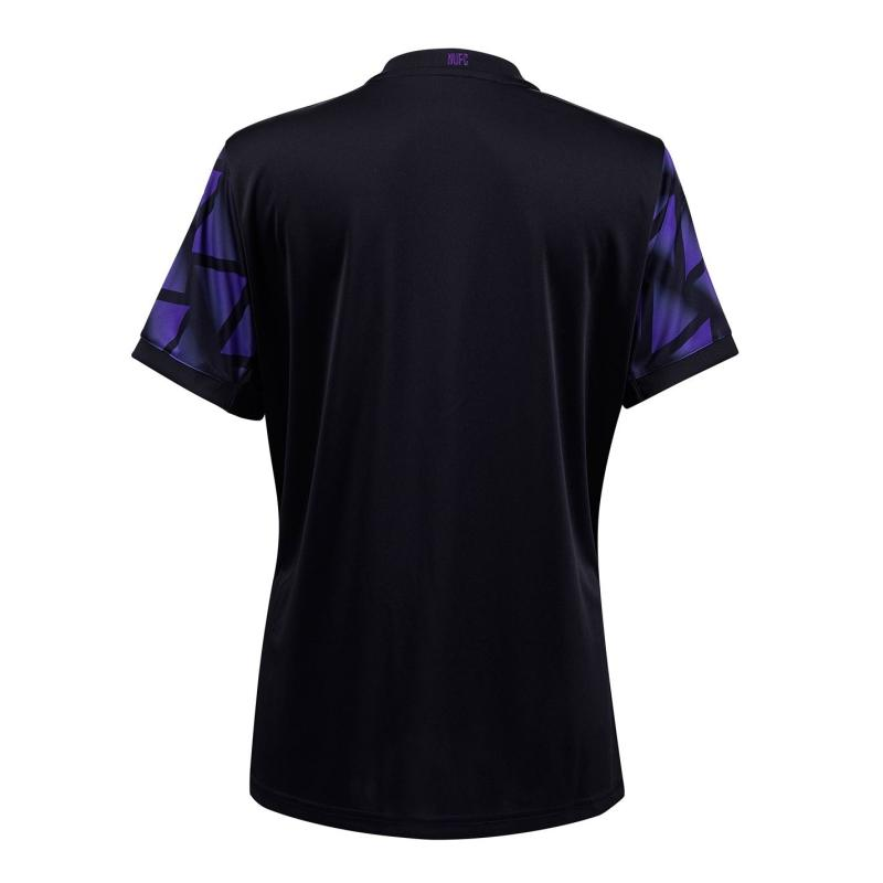 Puma Newcastle United Third Shirt 2020 2021 Ladies Purple/Black